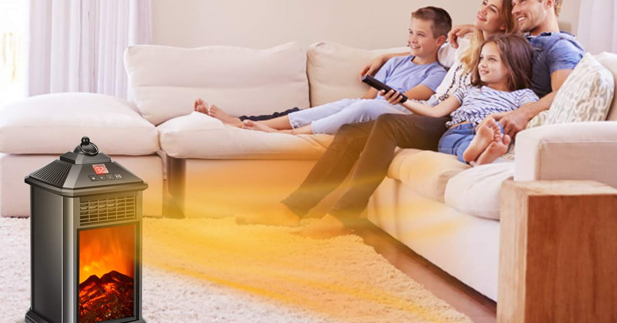 The Best Energy Efficient Space Heaters to Keep You Warm This Winter | Digital Trends