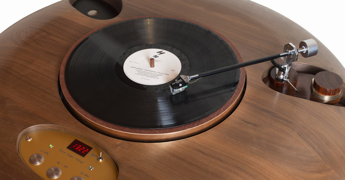 Most expensive turntables | Digital Trends