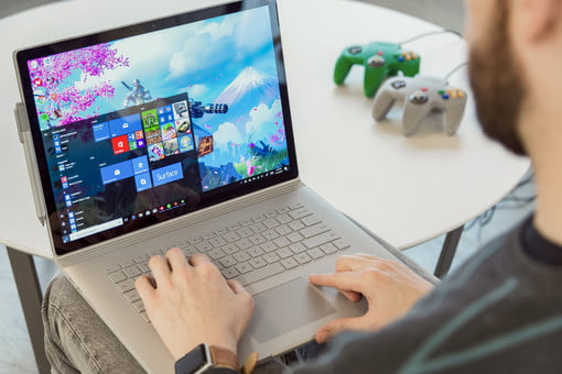 The Surface Book 2 Didn't Work As My Only PC   Digital Trends