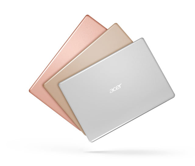 acer introduces new pcs at next event swift 1 3 colors