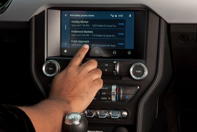 Ford SYNC 3 and Android Auto