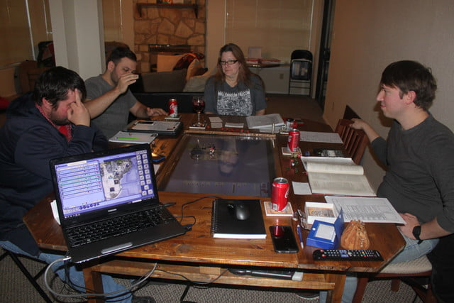 dungeon master custom table 9