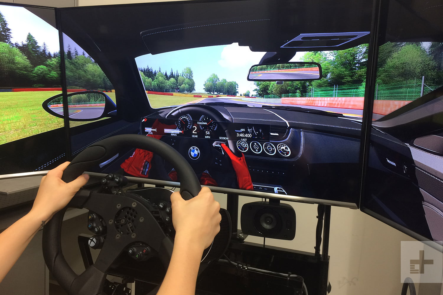 Research Team Tests Driving Simulator for Stroke Recovery