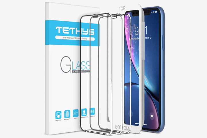 Tethys Glass Screen Protector for iPhone 11