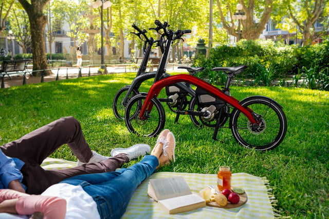 gm ariv ebike europe the compact design of ar  v ebikes allow for easy transit and mo