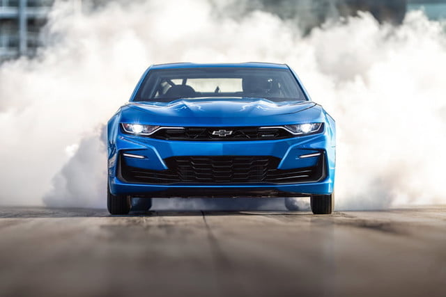Chevrolet's one-of-a-kind electric Camaro drag racer is now for sale