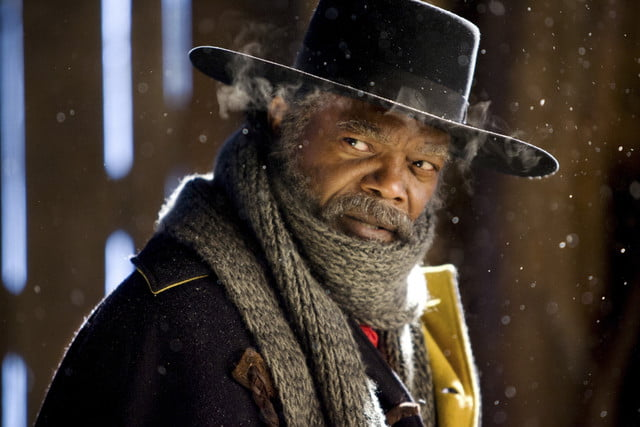 highest paid actors the hateful eight