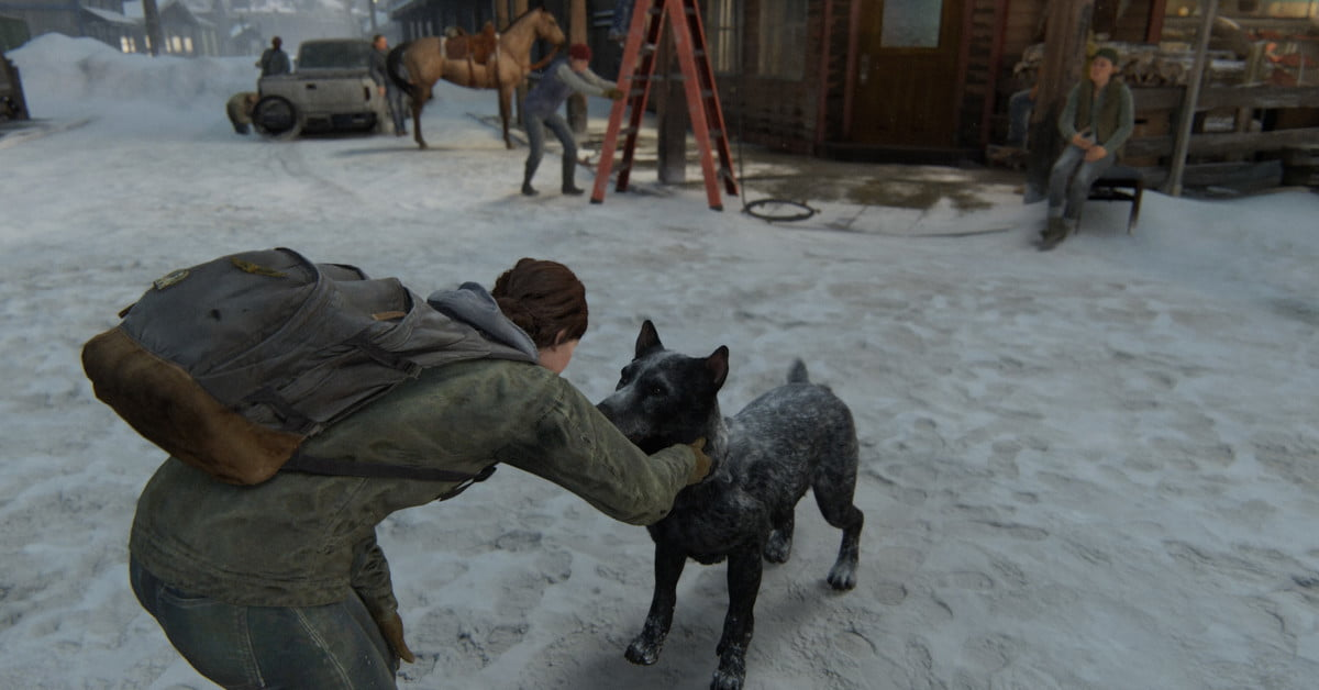 The Last of Us Part II: How to avoid killing dogs