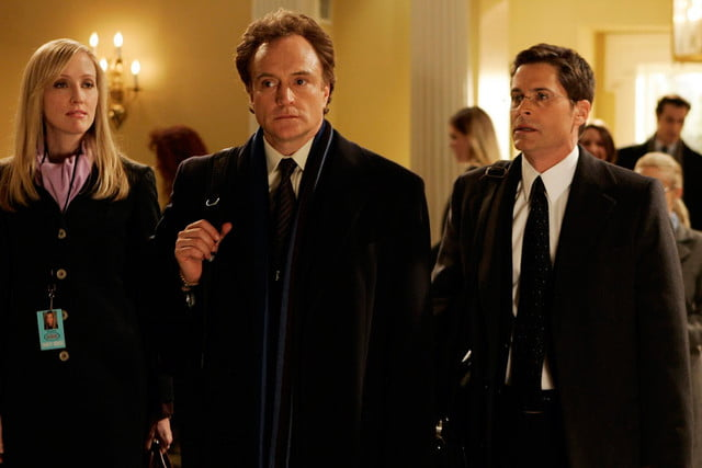 best series finales the west wing finale