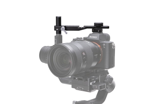 dji ronin s accessories announced top hotshoe bracket 2