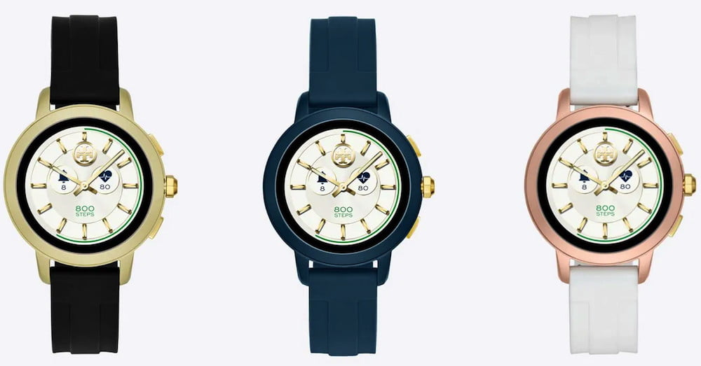 Tory Burch's Back With the ToryTrack Tory Smartwatch