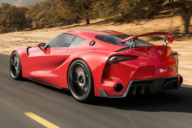 calling conservative toyotas striking ft 1 concept coming life toyota f1 010