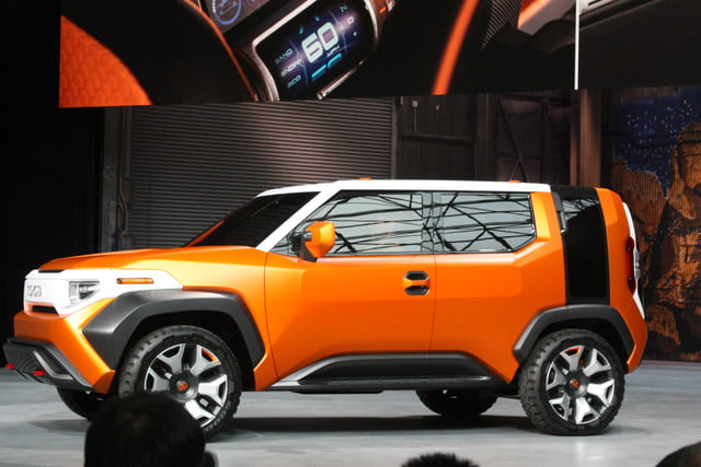 Toyota Ft 4X >> Toyota Ft 4x Concept News Pictures Specifications