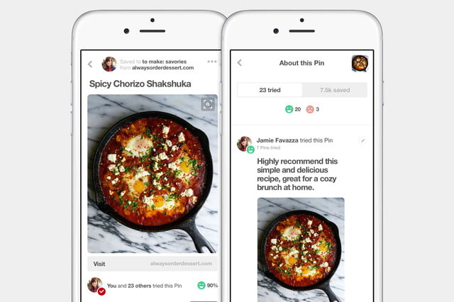 pinterest check tips try food