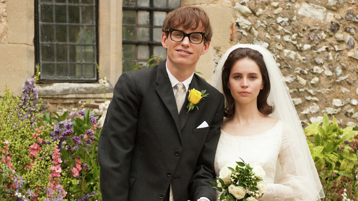 The Theory of Everything, on Netflix