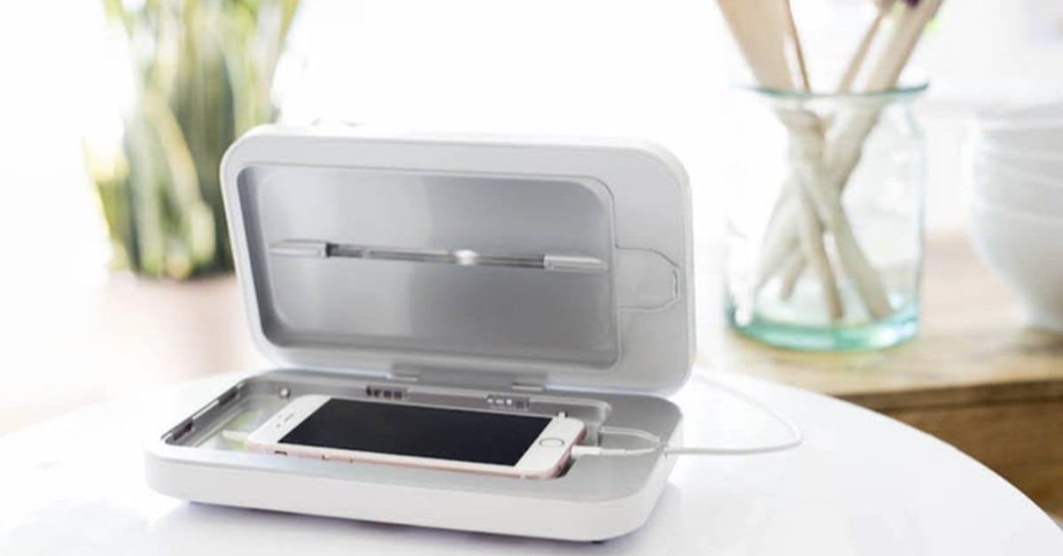 The best UV sanitizers for your smartphone