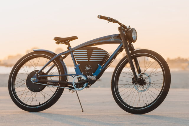 vintage electric shelby limited edition e bike for cobra fans 0