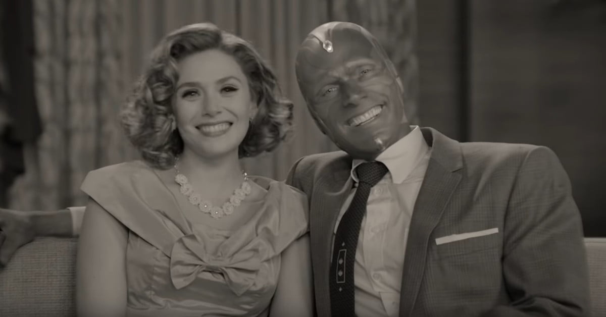 Marvel's WandaVision trailer takes the form of a quirky 50s sitcom