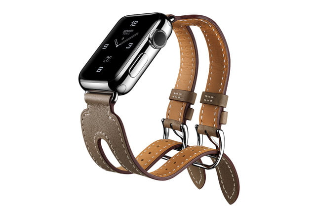 apple watch 2 news hermes double buckle cuff pr print