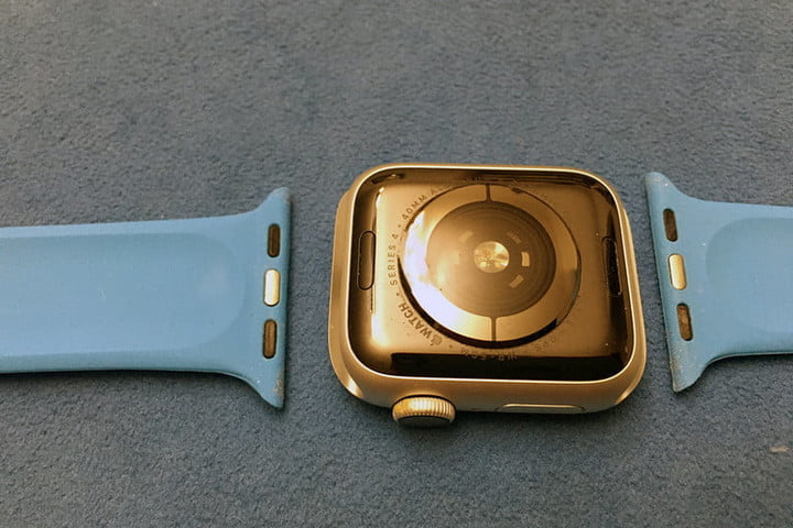 Apple watch band separated