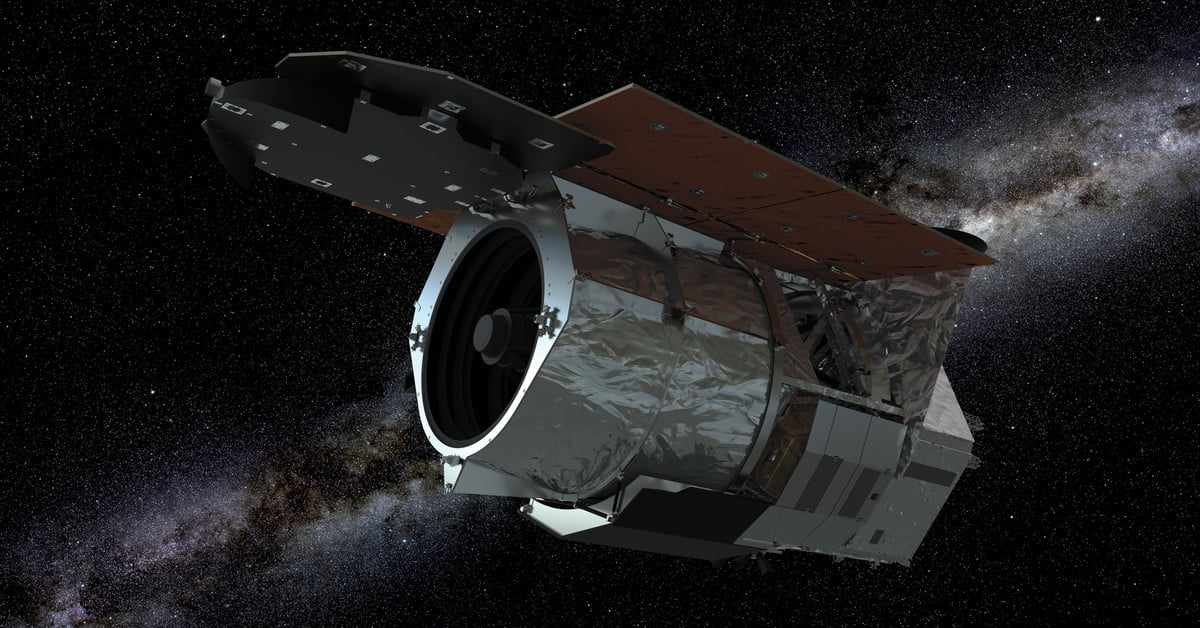 WFIRST Telescope Has a New Approach to Hunting Exoplanets | Digital Trends