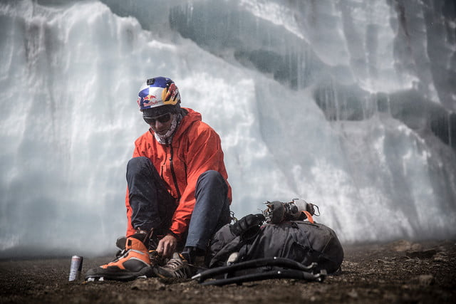 will gadd ice and mixed interview shoe