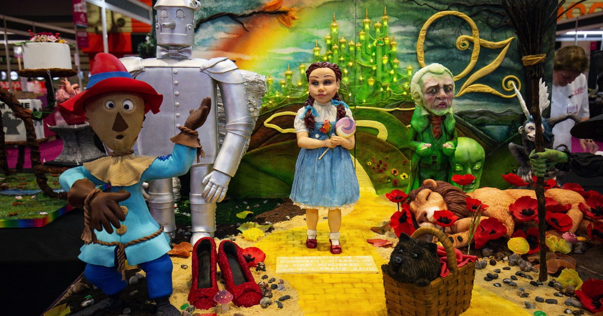 Scientists Encode The Novel 'Wonderful Wizard of Oz' in DNA