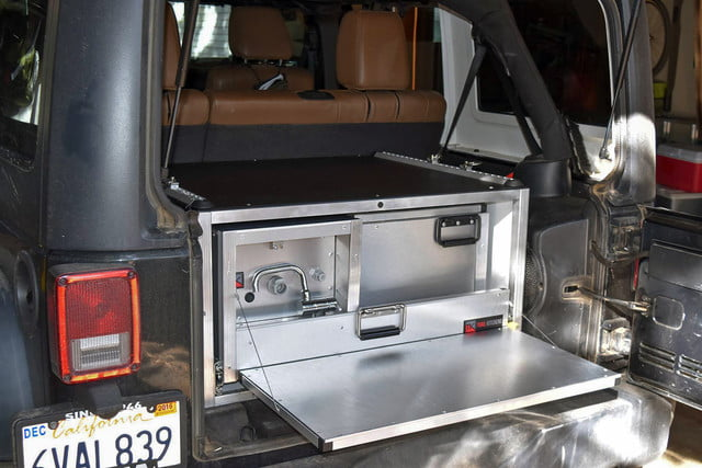 The Wrangler Camping System