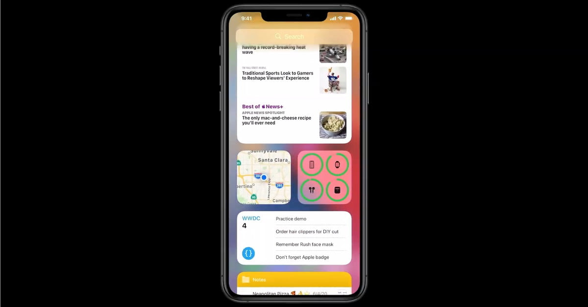 Apple iOS 14 Widgets Show iPhone is Learning from Android