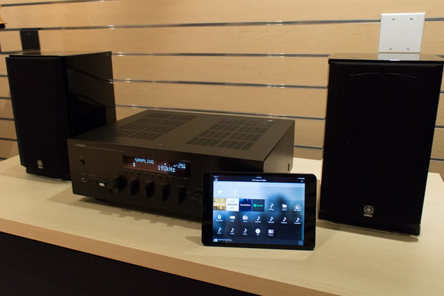 Yamaha's MusicCast Multiroom System Uses Any Source