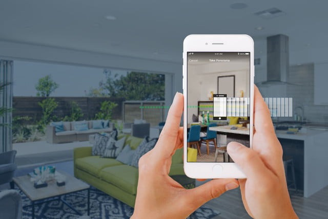 zillow 3d home tours  iphone capture