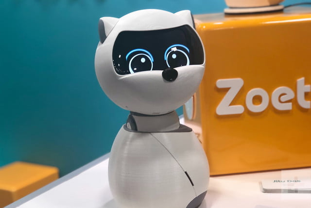 cutest companion robots ces 2019 zoetic kiki jenny