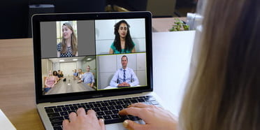 The do's and don'ts of video conferencing etiquette