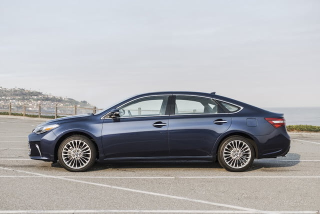 toyota avalon hibrido 2018 limited 03