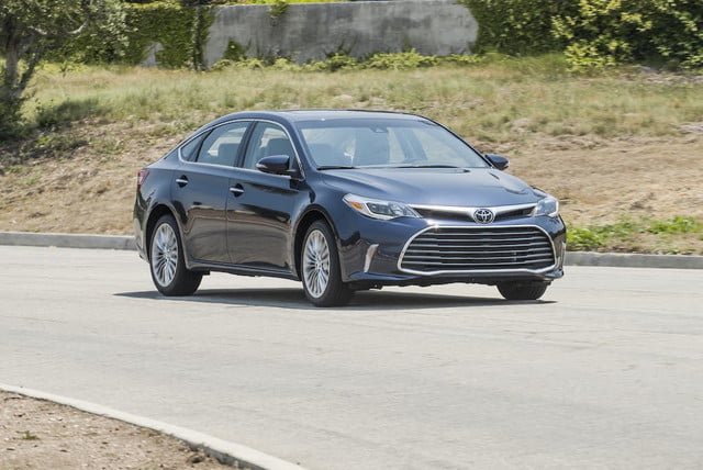 toyota avalon hibrido 2018 limited 15