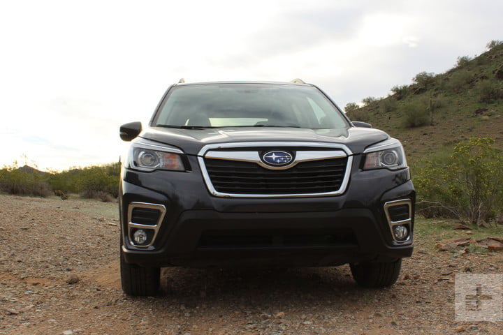 subaru forester modelo 2019 revision review front