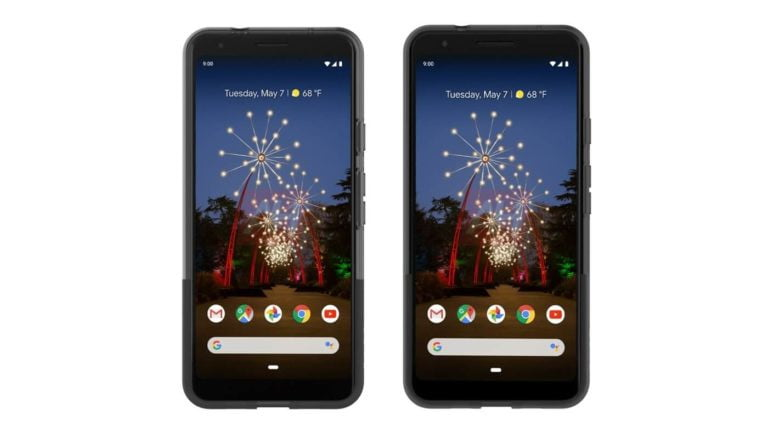 pixel 3 de rango medio ah google 3a and xl 768x432