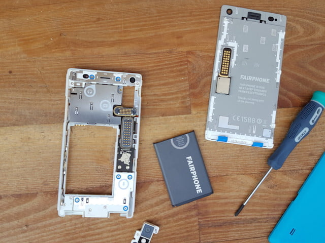 fairphone 2 modulos actualizables airphone ifa 2017 14
