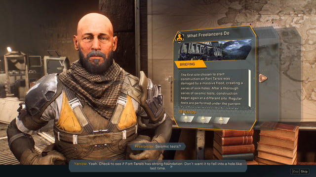 revision videojuego anthem bioware hands on preview 23