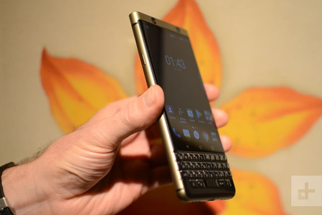 Blackberry KeyOne edición bronce