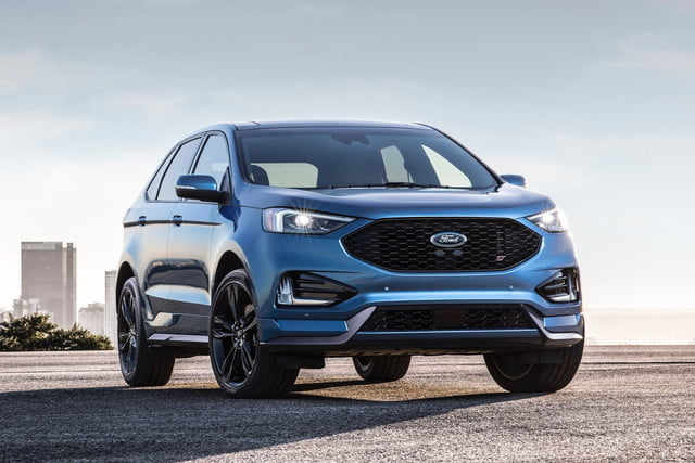 ford edge st crossover opinion 2019 3