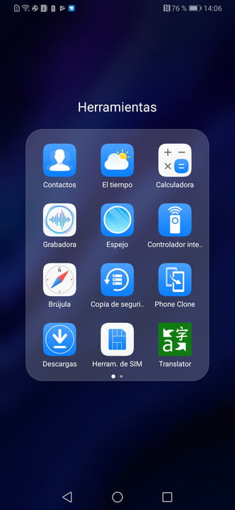 huawei p30 pro revision screenshot 20190404 140655 com android launcher