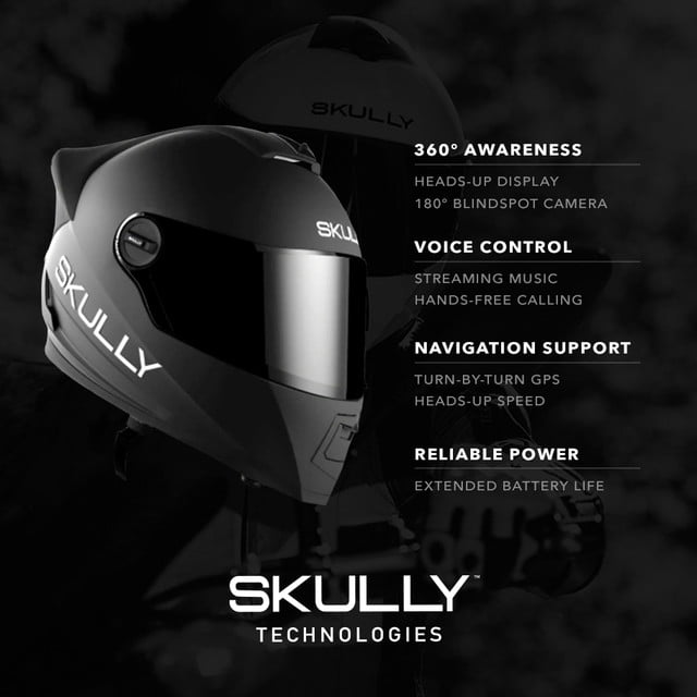 skully ces 2018 casco skullyfeatures