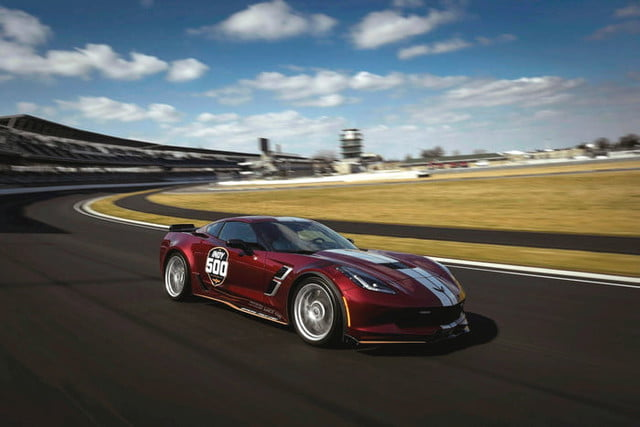 chevy corvette 2019 indy 500 the grand sport 02l pace car 02