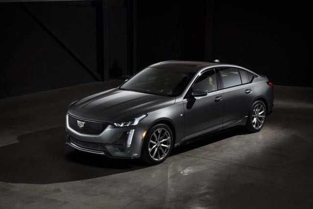 sedan cadillac ct5 2020 the sport showcases cadillacs unique expertise in crafting american performance sedans with details d