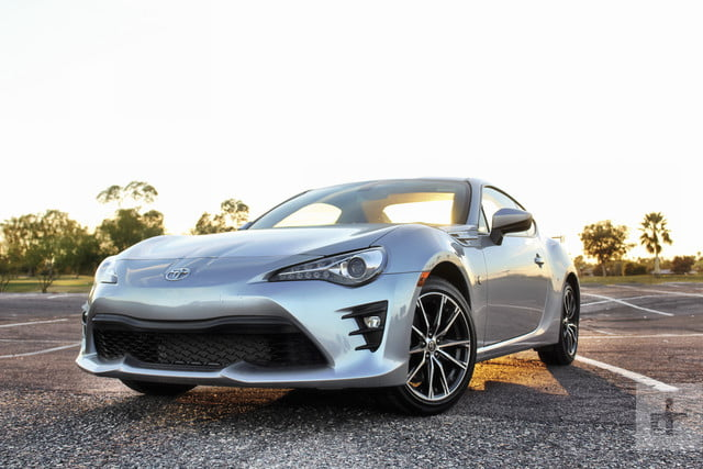 Toyota 86 GT 2019 Revision