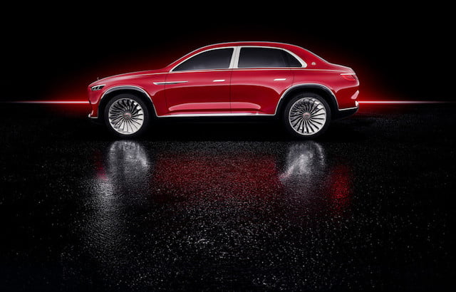 presentan vision mercedes maybach ultimate luxury ext 12