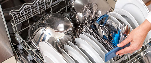Silverware handles up or down? Dishwasher experts settle it once and for all