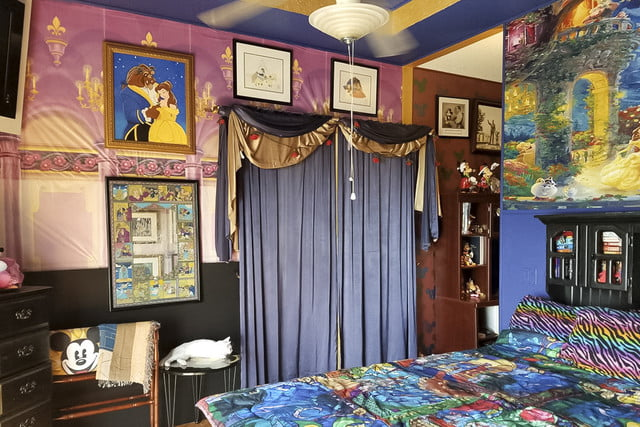 disney themed mansion house gallery 1614