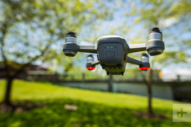 DJI Spark Review: One of the Best Compact Drones You Can ...